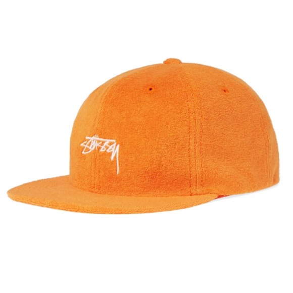 609b0b67405 Stussy Terry Cloth Cap SnapBack Urban Outfitters